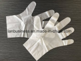 Guantes de la venta directa PE/CPE/Plastic de la fábrica