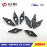 Inserti di giro di CNC del carburo per i tagli d'acciaio