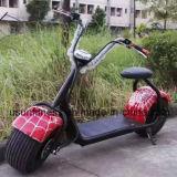 """Dos Cocos gordos da cidade do pneu da roda de Usun 1000W 60V 2 """"trotinette"""" elétrico de Harly para o adulto"""