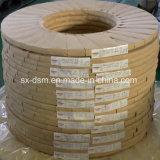 PVC laminé à froid 321 Bande en acier inoxydable en Chine