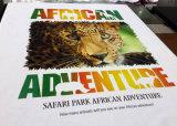 Grande imprimante industrielle de T-shirt de textile de Polaire-Gicleur avec 3600 gicleurs