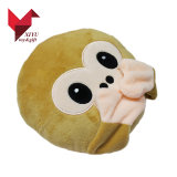 2018년 Hotsale 새로운 디자인 연약한 원숭이 견면 벨벳 방석