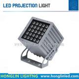 정원 옥외 18W LED 방수 영사기 조경 당 빛