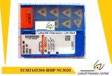 Korloy Tcgt16t302-Ak H01 製粉のツールの炭化物の挿入のための製粉の挿入