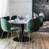 대중음식점 다방 가구를 위한 의자를 식사하는 현대 금속 Beentle