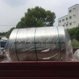 Bande en aluminium pour le radiateur