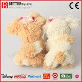 Fr71 animal en peluche Peluche chien en peluche pour les enfants/Kids caresser