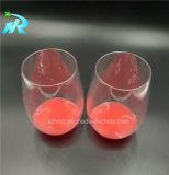 10oz кобальта синего цвета вырезать хрустальное стекло вина продажи