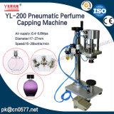 Máquina tampando do frasco pneumático para os petróleos essenciais (YL-200)
