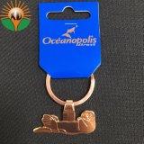 Het Metaal Keychain van de Zeeleeuw van de manier voor de PromotiePunten van de Gift