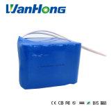 18650 bloco da bateria de lítio de 21V 13ah para a lâmpada