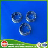 Упаковка кольца каскада металла перегонной колонны миниая