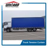1100dex 12*12/Sq. Tenda del lato del contenitore del camion del PVC del tessuto di cm Panama