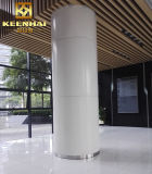 Decoratief Metaal Constructual die PostBekleding bouwen