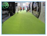 La aguja roja Nonwoven Fire-Proof perforado Exhibition Carpet