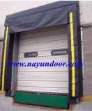 Dock retráctil industrial abrigo para carregamento