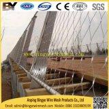 Гибкий кабель Ferrule веревочки нержавеющей стали X-Клонит загородка моста балюстрады балкона лестницы