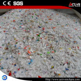 Lijn van het Recycling van de Fles van Commerical de Automatische Plastic