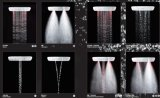 CE Aprovado 7colors LED Shower Head com Multi-Functions