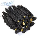 Оптовые китайские глубокие человеческие волосы девственницы волны в большом части