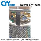 Gnl criogénicos Industrial azoto de oxigénio líquido Argon isolamento do cilindro Dewar