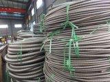 Manguito del metal flexible del acero inoxidable de la alta calidad en China