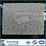 Murs et plafond résistant à la chaleur matériau aluminium panneaux de mousse