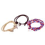 Form-Nylonseeseil-Frauen-Mann-Armband-Schmucksache-Anker-Armband