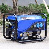 Type neuf de bison prix électrique de générateur d'essence de 2kw à vendre