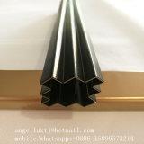 Perfis escovados do aço inoxidável do revestimento SS304