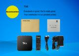 4k2k H. 265 intelligenter Fernsehapparat-KastenAndroid 6.0 Tx5