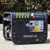 Электрические генераторы газолина зубробизона 2kw 2kVA сделанные в Китае