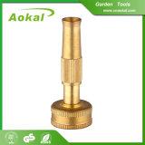 Ugello d'ottone di spruzzo dell'acqua registrabile dell'ugello per gli strumenti di agricoltura