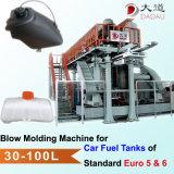 車のオイルタンクのための放出のブロー形成機械