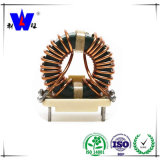 Inducteur toroïdal de boucle de faisceau de ferrite de qualité