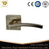 Sn/Cp внутреннюю дверную ручку блокировки цинка мебели оборудования (z6177-zr09)