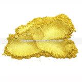 Glimmer-GoldPearlescent Pigment-Puder für Druckerschwärze