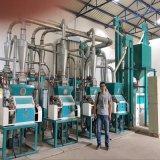 機械を作るトウモロコシのコーンフラワーの製粉の製造所