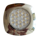 Luz 18LEDs/60lm 1.2watt 12V do gabinete do diodo emissor de luz (LED-CAB-006)