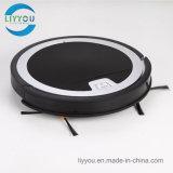 Китай горячая продажа интеллектуальной продукции Smart Пол очистите Autorecharge робот-пылесос с WiFi