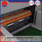 150kg/h canapé de la capacité de la mousse Machine de découpe CNC avec trois couteaux