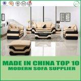 白革の部門別のソファーの現代ホーム家具