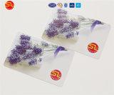 Eco-Friendly PVC RFID Hotel Key Card para uma utilização (amostra grátis)