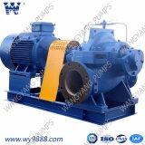 Constructeur de haute qualité de pompe centrifuge de Sution de fin d'étape simple