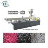 색깔 안료 + CaCO3를 위한 Tse 65 PE Masterbatch 알갱이로 만드는 선