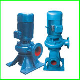 La bomba de aguas residuales Vertical Lyson