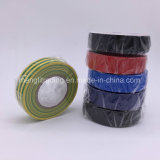 Blanco eléctrico de la cinta aislante 18m m del aislante del PVC de la alta calidad