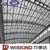 Nouveau style de matériau de construction de la structure du châssis en acier