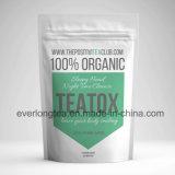 100% orgánico el té por la mañana y noche Cleanse Teatox Boost (programa de 28 días)