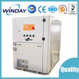 Refrigerador refrigerado por agua del desfile de la eficacia alta para el refrigerador de la leche